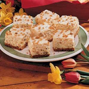 Fluffy Pineapple Torte Recipe
