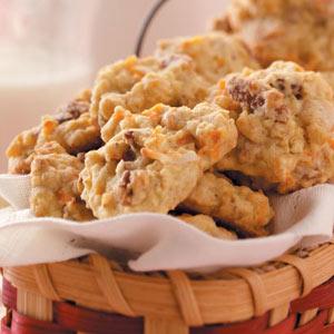 Sweet Potato Spice Cookies Recipe