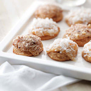 Apricot Cream Cheese Drops Recipe