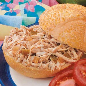 Italian Turkey Sandwiches Recipe