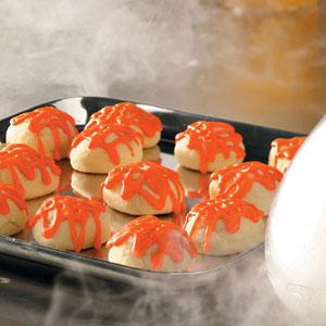 Iced Orange Cookies Recipe