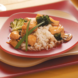 Chicken Broccoli Stir-Fry Recipe