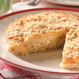 Onion Brunch Pie Recipe