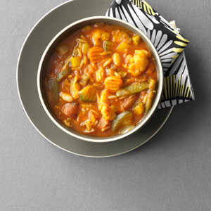 Vegetable Orzo Soup Recipe