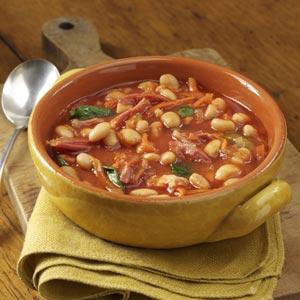 Shaker Bean Soup Recipe