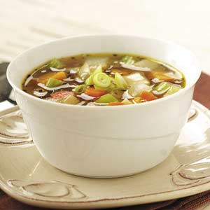 Winter Harvest Vegetable Soup Recipe