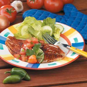 Southwestern Catfish Recipe