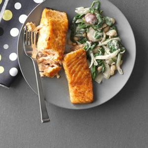 Salmon Skillet Recipe