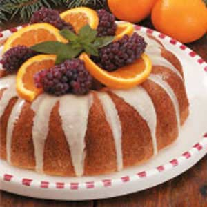 Orange Poppy Seed Cake Recipe