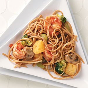 Shrimp Lo Mein Recipe