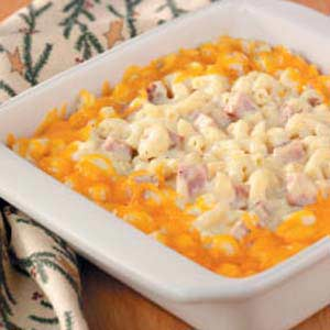 Creamy Ham 'n' Macaroni Recipe