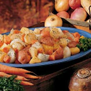 Root Vegetable Medley Recipe