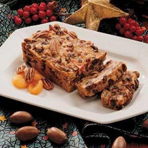 Heirloom Fruitcake Recipe