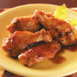Marmalade Soy Wings Recipe