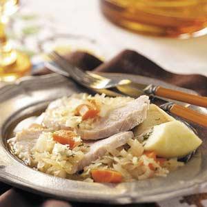 Bavarian Pork Loin Recipe