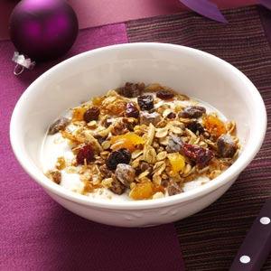 Paradise Granola Recipe