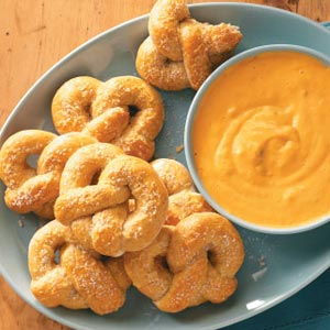 Southwest Pretzels Recipe