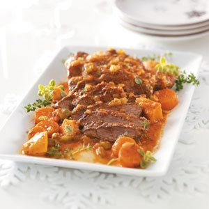 Slow-Cooked Caribbean Pot Roast Recipe
