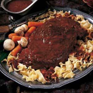 Bavarian Pot Roast Recipe