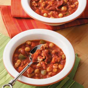 Chipotle Turkey Chili Recipe