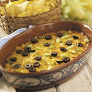 Grilled Corn Dip Recipe