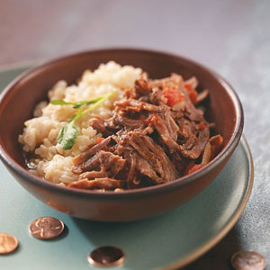 Chipotle Shredded Beef Recipe
