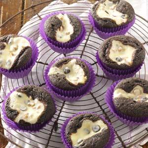 Cream Cheese Chocolate Cupcakes Recipe