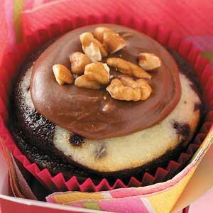 Chocolate Cream Cheese Cupcakes Recipe