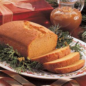 Pumpkin Spice Pound Cake Recipe