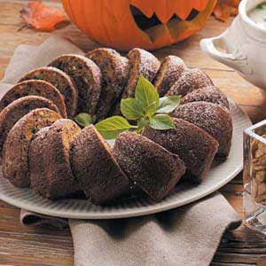 Pumpkin Chip Cake Recipe