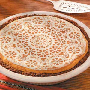Pumpkin Cheesecake Pie Recipe