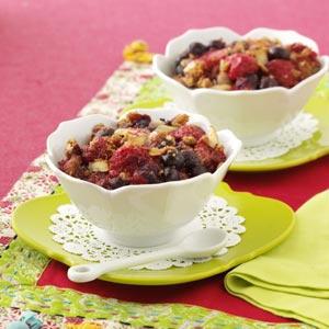 Very Berry Crisp Recipe