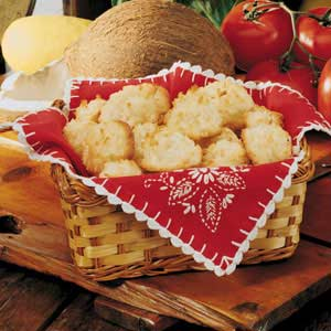 First Place Coconut Macaroons Recipe