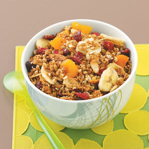Ultimate Fruity Granola Recipe