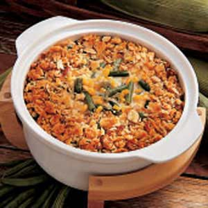 Company Vegetable Casserole Recipe