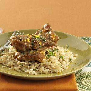 Mango Barbecued Jerk Chicken Thighs Recipe