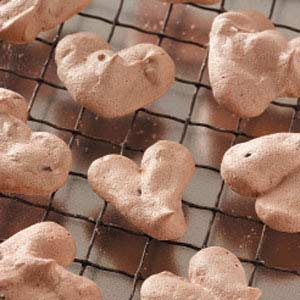 Chocolate Chip Meringue Cookies Recipe