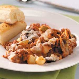 Italian Hot Dish Recipe