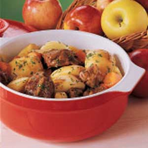 Apple Beef Stew Recipe