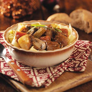 Northwoods Beef Stew Recipe