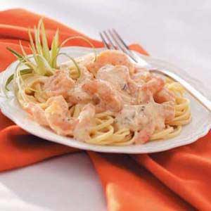 Makeover Velvet Shrimp Recipe