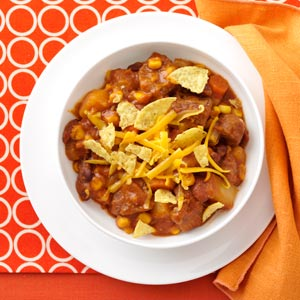 Mexican Beef & Bean Stew Recipe