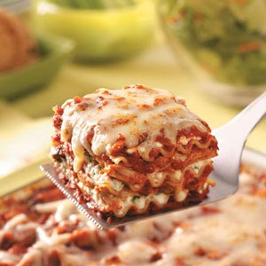 Hearty Chicken Lasagna Recipe