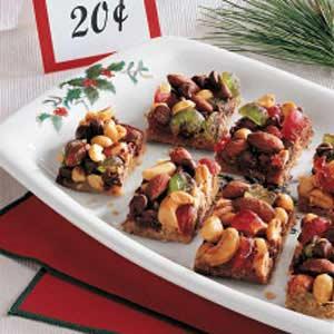 Jewel Nut Bars Recipe