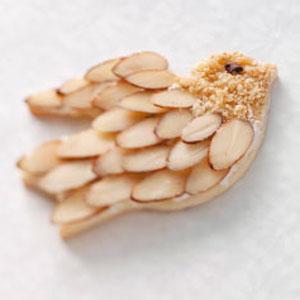 Sugar Doves Recipe