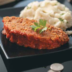 Healthy Slow-Cooked Meat Loaf Recipe