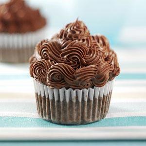 Cocoa Banana Cupcakes Recipe