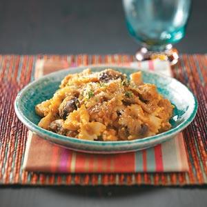 Sausage and Pumpkin Pasta Recipe