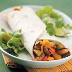 Slow Cooker Fajitas Recipe