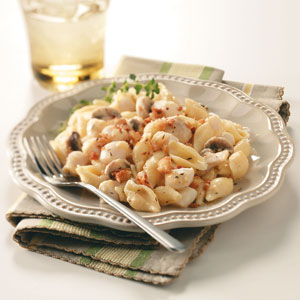 Scallop Mac & Cheese Recipe